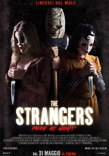 THE STRANGERS: PREY AT NIGHT - V.M. 14